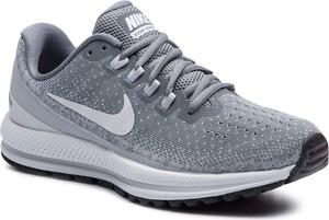 Buty sportowe Nike zoom w sportowym stylu z płaską podeszwą