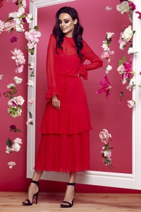Sukienka Lemoniade w stylu boho maxi