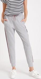 Spodnie Diverse z dresówki w sportowym stylu