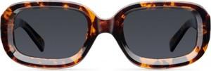 Brązowe okulary damskie Meller