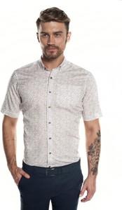 Koszula Recman z krótkim rękawem w stylu casual