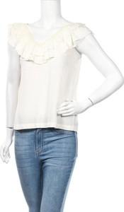 Bluzka Vero Moda z okrągłym dekoltem