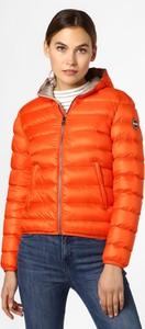 Pomarańczowa kurtka Colmar