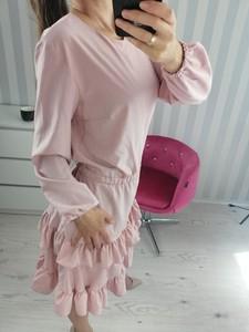 Sukienka zooe.pl w stylu casual midi
