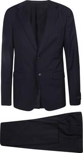Niebieski garnitur Prada