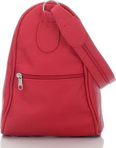 Czerwony plecak Paolo Peruzzi