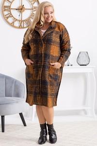 Płaszcz KARKO w stylu casual