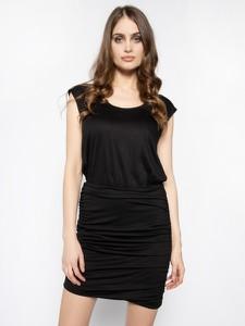 Czarna sukienka Pinko mini