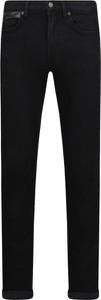 Jeansy Hugo Boss z jeansu
