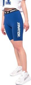 Niebieskie szorty Starter Blue Label