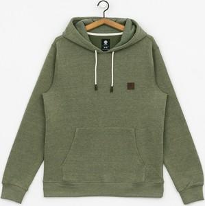 Zielona bluza Element z bawełny