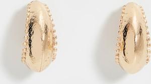 Mohito - Kolczyki koła na sztyft - Złoty