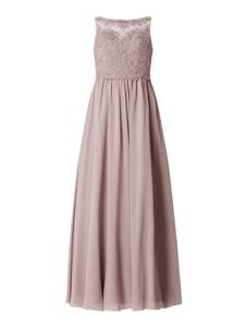 Sukienka Laona z okrągłym dekoltem bez rękawów