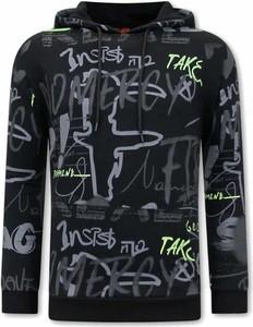 Bluza TONY BACKER w młodzieżowym stylu