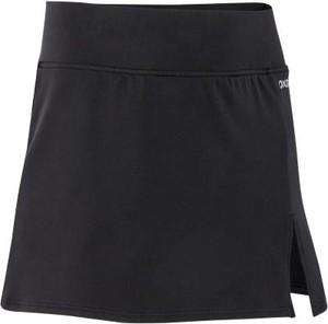 Czarna spódniczka dziewczęca Oxelo