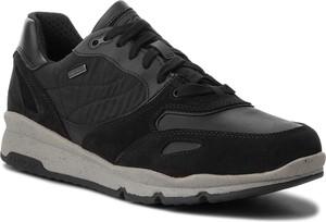 Buty sportowe Geox w sportowym stylu