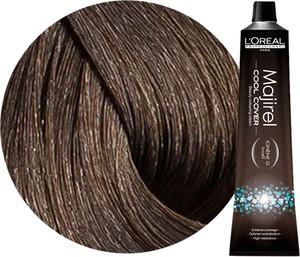 L'Oreal Paris Loreal Majirel Cool Cover | Trwała farba do włosów o chłodnych odcieniach - kolor 6 ciemny blond 50ml - Wysyłka w 24H!