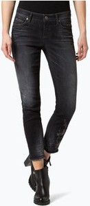 Czarne jeansy cambio