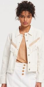 2b52d147e6210 kurtki jeansowe reserved - stylowo i modnie z Allani
