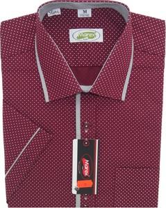 Czerwona koszula Marex Łódź