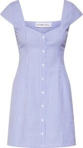 Sukienka Ivyrevel z krótkim rękawem mini