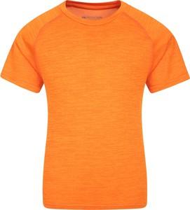 Koszulka dziecięca Mountain Warehouse z tkaniny