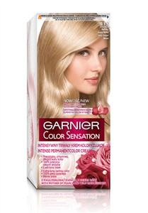GARNIER_Color Sensation farba do włosów 9.13 Krystaliczny Beżowy Jasny Blond
