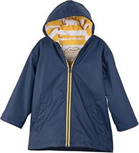 Niebieski płaszcz dziecięcy Hatley