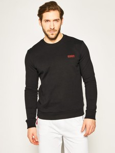 Czarna bluza Hugo Boss