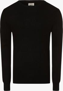 Czarny sweter Redefined Rebel w stylu casual z dzianiny