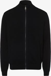 Czarny sweter Andrew James Sailing w stylu casual