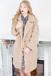 Płaszcz Olika w stylu casual