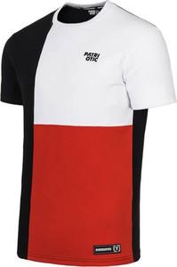 T-shirt Patriotic z bawełny