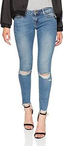 Błękitne jeansy cross jeans