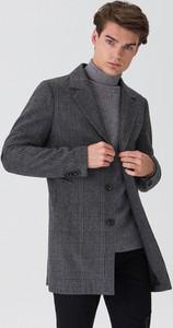 Płaszcz męski House w stylu casual