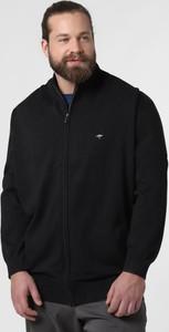 Czarny sweter Fynch Hatton z dzianiny