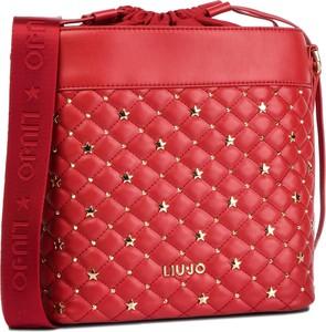 Czerwona torebka Liu-Jo średnia
