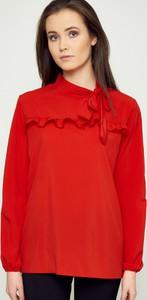7e9f075627 czerwone plamy na szyi - stylowo i modnie z Allani