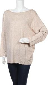 Bluzka Jacqueline Riu z długim rękawem w stylu casual z okrągłym dekoltem