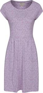 Sukienka Mountain Warehouse mini w stylu casual z tkaniny