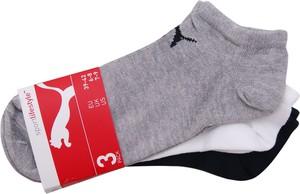 Skarpetki Puma w sportowym stylu z nadrukiem