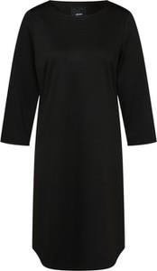 Czarna sukienka Object mini