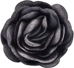 Em Men`s Accessories Wpinka do butonierki szary kwiat EM 5
