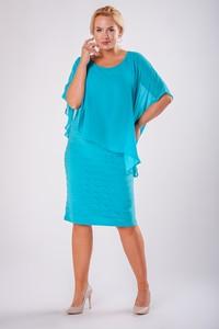 Sukienka Ptakmoda.com asymetryczna