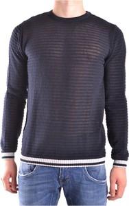 Niebieski sweter Daniele Alessandrini