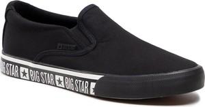 Tenisówki BIG STAR - HH174004 Black