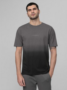T-shirt 4F z dzianiny z krótkim rękawem