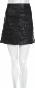 Czarna spódnica Bardot