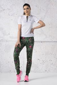 Spodnie Nessi Sportswear z dzianiny