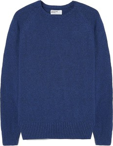 Niebieski sweter Universal Works
